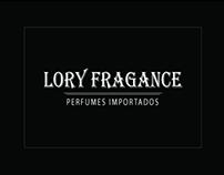Criativamos para Lory Fragance