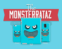 The Monsterrataz: Mr. Nunzio J. Monster
