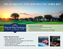 Tee Up & Save Stay & Play Packages