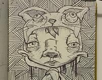 Sketchbook p2 12/02/15 - 02/04/15