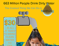 Charity: Water Poster