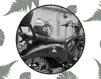 Roadhopper (Good Service with Go-Jek)