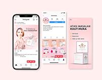 Suca Beauty - Social Media Marketing