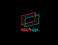TECHOP identity / Branding