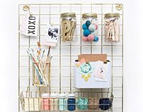 Craft + Office Storage Collection | Crate Paper
