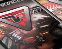 VIRTUAL RACER | Brand Development