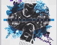 Abstract Social Graphics (NBA)