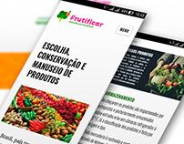 Frutificar - Webdesign