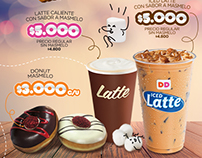 Newsletters Dunkin' Donuts