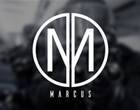 Marcus Mod Logotype Showcase