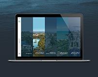 Nuvasa Bay Website Design