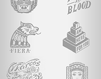 LOGO AND ICON COMPILATION PART 1