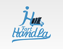 HandlaFort   App & Logo