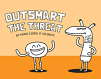 Outsmart The Threat Cybersafety Tips
