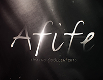 19. Afife Theatre Awards