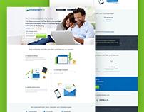 Erlidegungen.de - Task Delivery Website