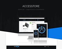Accesstore - OpenCart Theme