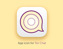 App icon for Tor Chat