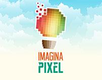 Logo Imagina Pixel