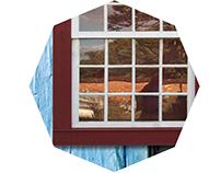 Tiradentes through the windows
