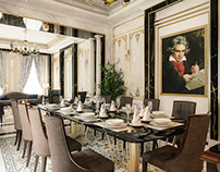 Classical Majlis & Dining Room (Dubai)