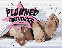 PopArt Planned Parenthood Poster