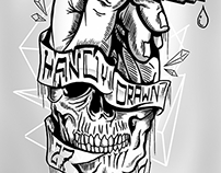 Use your FUCKIN HAND