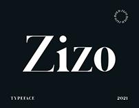 ZIZO - Typeface