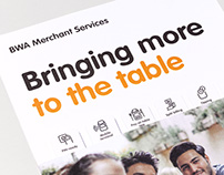 Bankwest Merchant Services — B2B campaigns