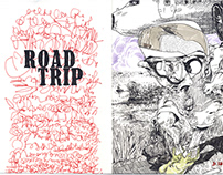 IMAGINARY SPREADS FROM A VERY REAL ROAD TRIP