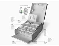 Enigma machine infographic | La máquina Enigma