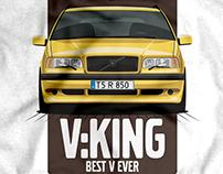 Viking - Volvo 850 T5-R
