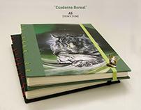 Cuaderno Boreal Artesanal