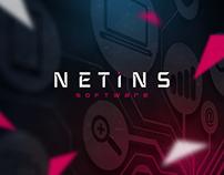 NETINS - webdesign