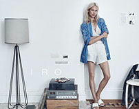 IRO IRO Spring/Summer 2015 Campaign by Lachlan Bailey