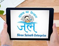 Shree Sainath Enterprise Logo Design