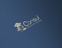 Consul logotype design