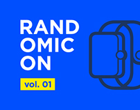 RANDOMICON - vol. 01