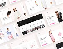 Calvin Klein Redesign Concept Project