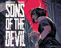 SONS OF THE DEVIL Covers 1-5