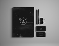 Atmosphera Branding Identity for Co-working Space