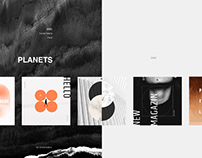 PLANETS - FREE SOCIAL MEDIA PACK