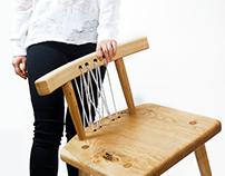 Liana Cane Chair