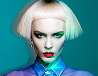 NAHA Finalist Master Hairstylist of the Year Allen Ruiz