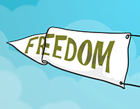 Illustration - Freedom