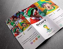 SONY | Fifa Campaign 2014