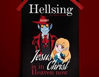 Hellsing by Osamu Tezuka