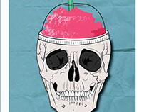 Skull Slurpee