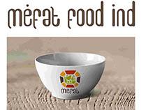 Mefat - Indonesian noodle logo
