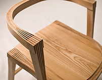 Finger Joint Chair